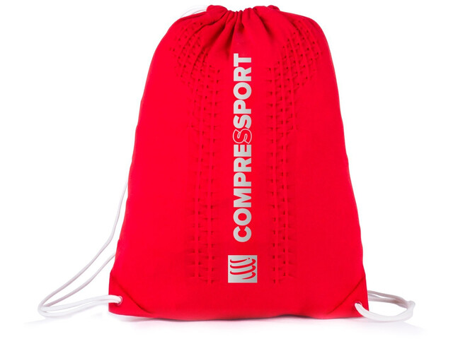 Compressport Endless Rugzak, red